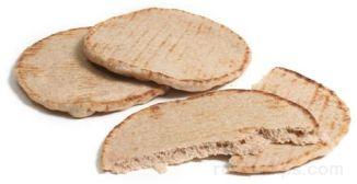 bread_wheat_greek_pita_crumb