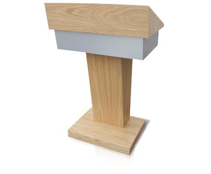 Presentation-lectern-model-President