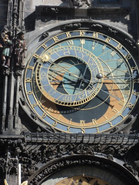 Astronomical Clock - Detail 3