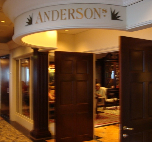 Andersons Lounge